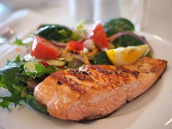 substitute for salmon in a keto diet